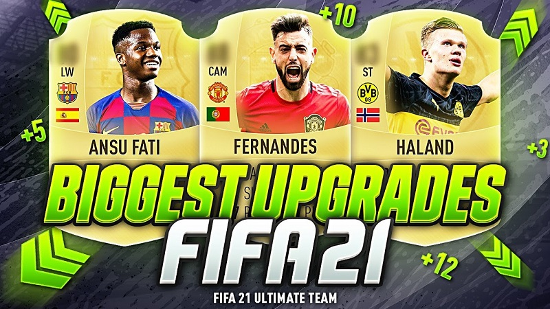 Fifa 21 Upgrades Predictions Potential Player Ratings Refresh For Premier League Serie A Bundesliga And More