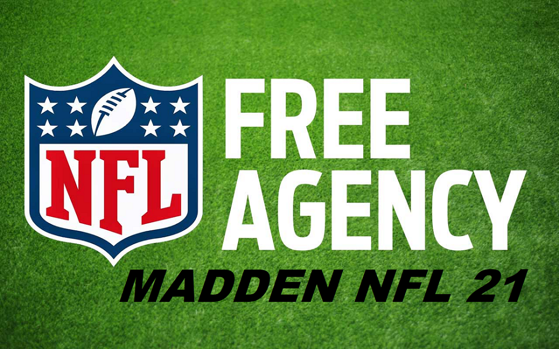 Madden NFL 21 Free Agency Promo - Release Date, Solos, Sets, Masters & Player Predictions