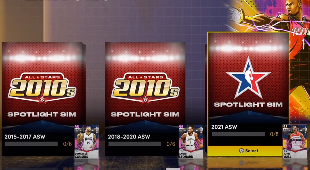 NBA 2K21 Spotlight Sim Challenges Requirements, Rewards & How to Complete Spotlight Challenges for Season 5