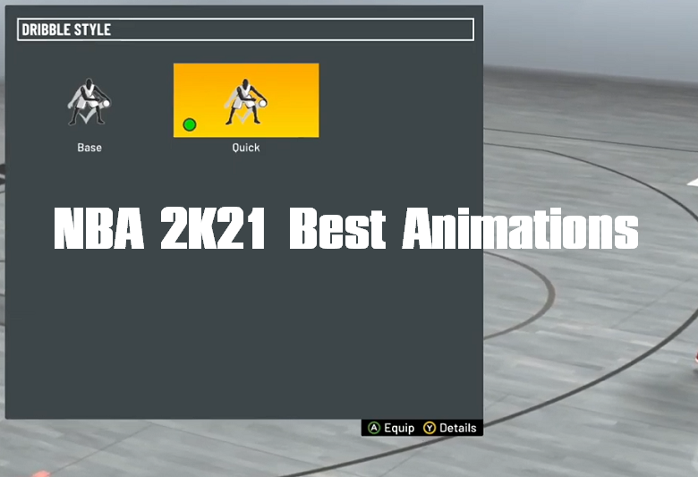 NBA 2K21 Best Animations for Every Build - Best Jumpshots, Dribble Moves and Dunks for 2K21